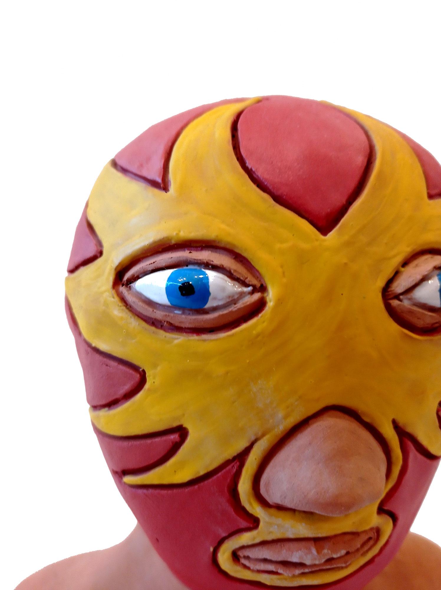 terracotta smaltata 40x15x30 cm