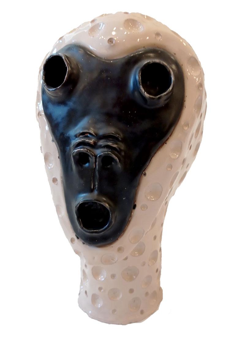 terracotta smaltata 30x15x18 cm