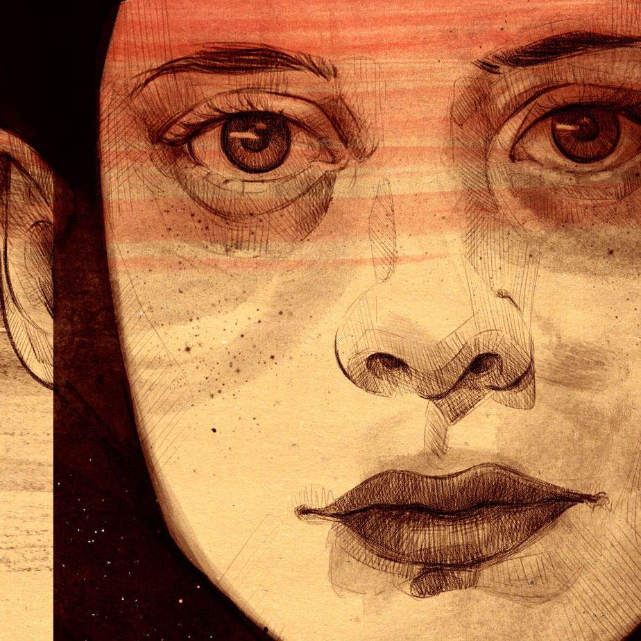 digital art - tiratura illimitata 30x30 cm