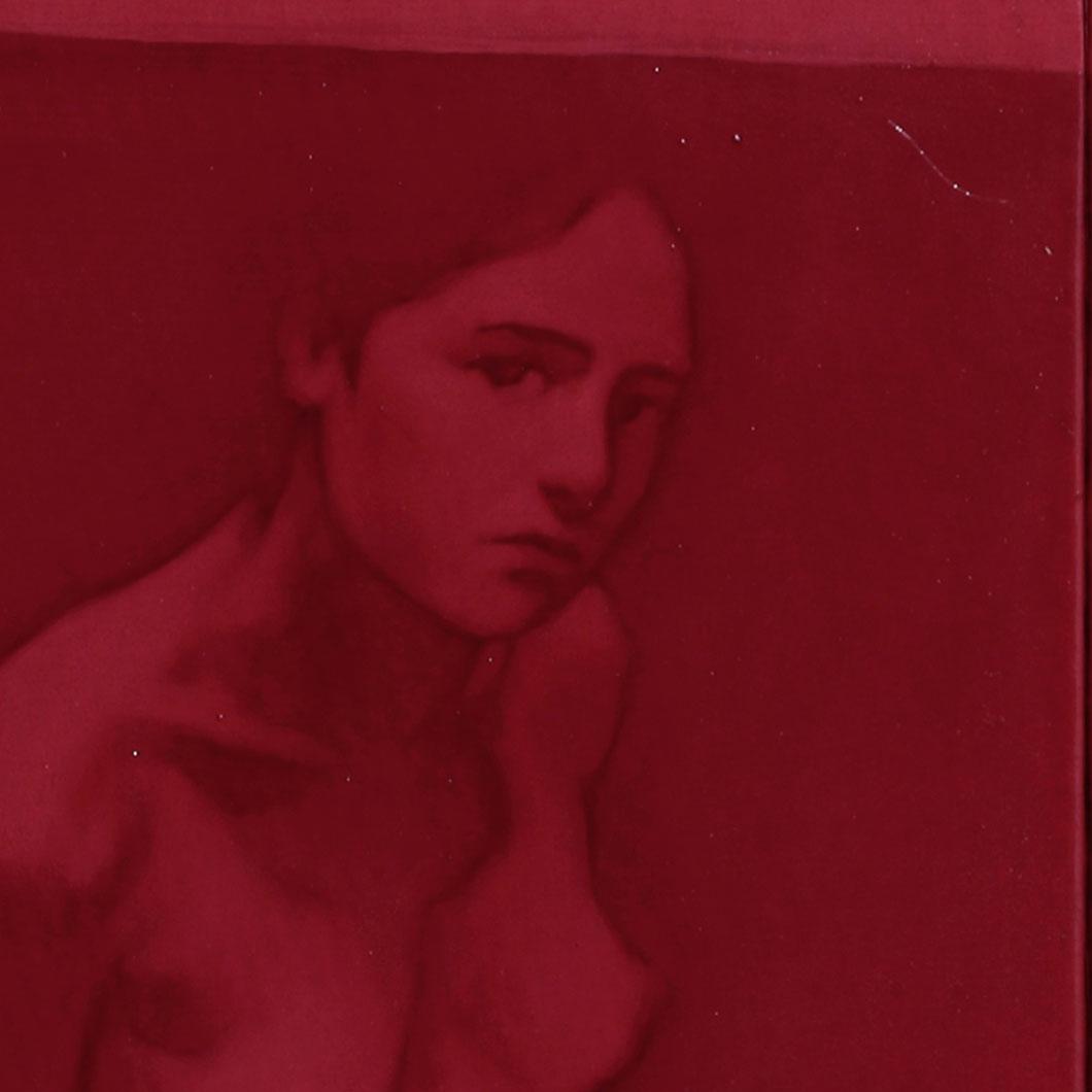 olio su tela - dittico 60x100 cm