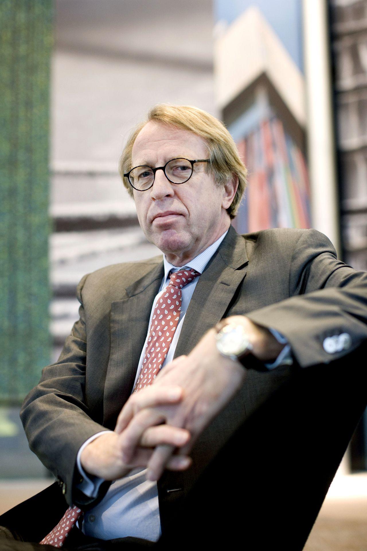 Stef Kranendijk portrait
