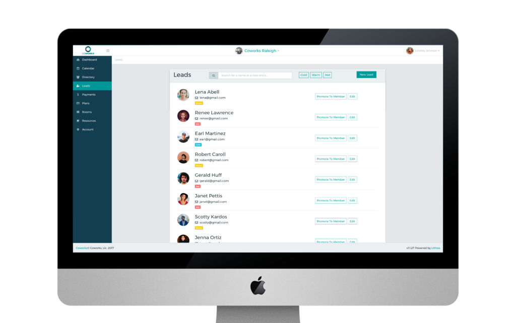 Coworking Community Manager Problems Coworks Lead Management Software