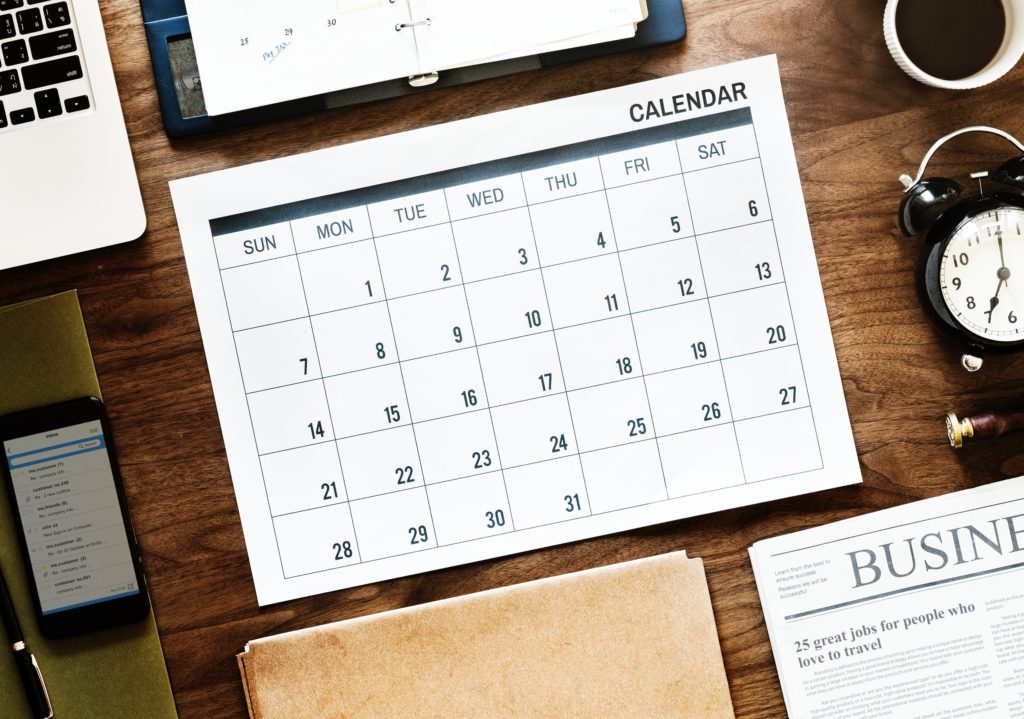Coworking Community Manager Problems Calendar