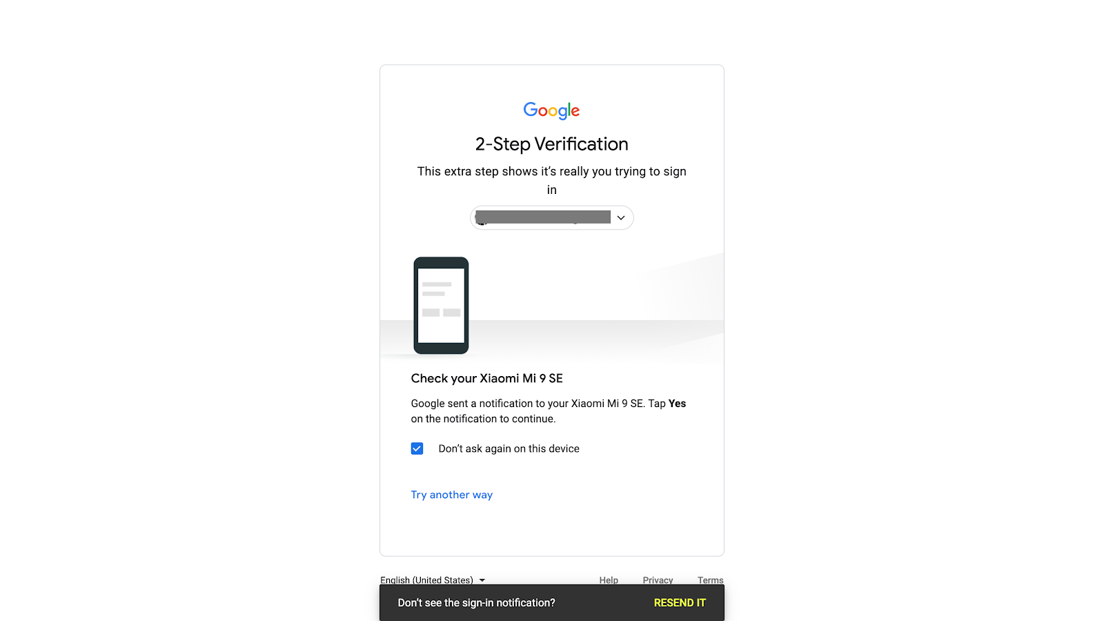 Multi factor authentication examples