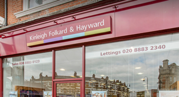 Exterior of Kinleigh Folkard & Hayward (Muswell Hill)