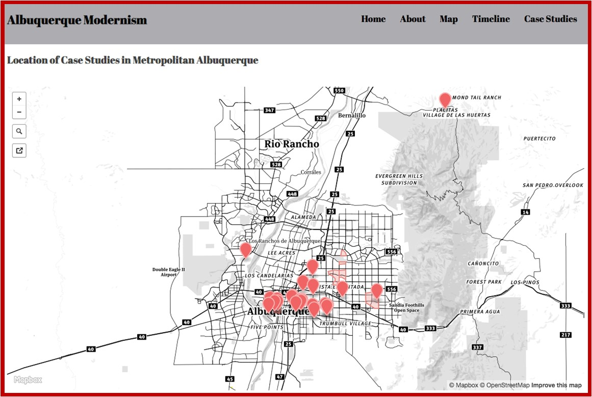 Albuquerque Modernism
