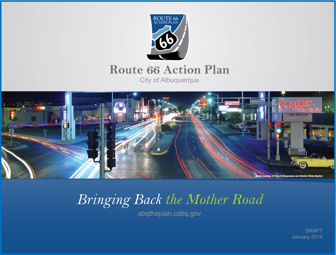 MetroABQ Bringing Back The Mother Road