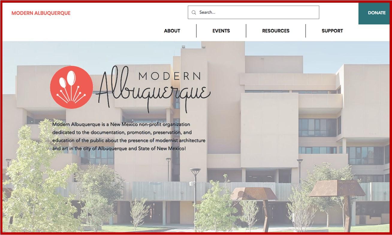Modern Albuquerque