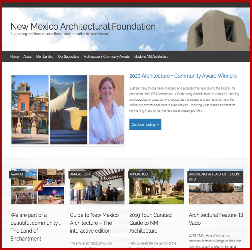 NM Architectural Foundation