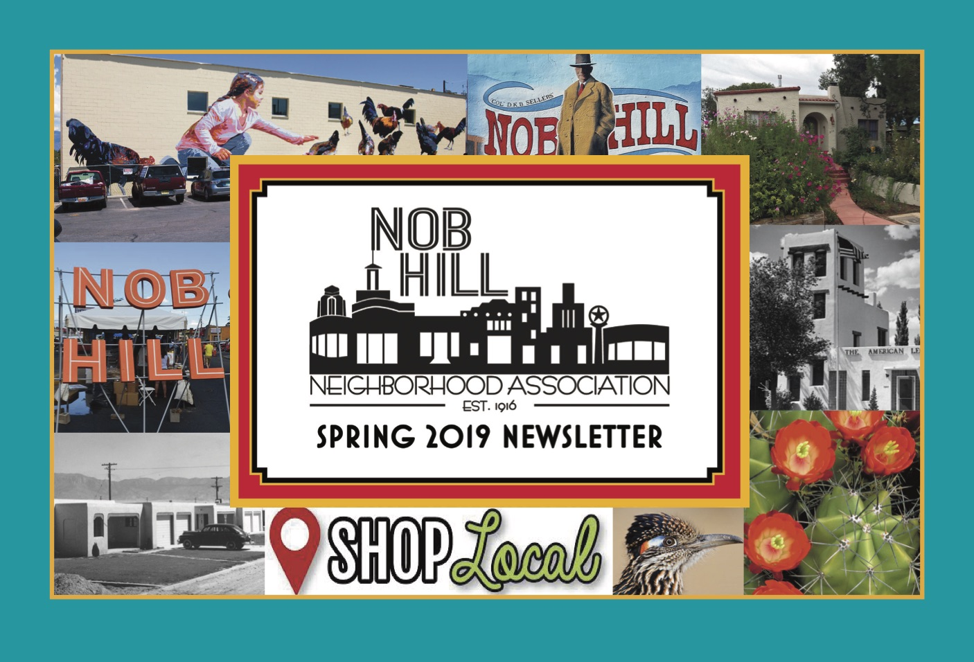 Nob Hill Neighborhood Newsletter Spring 19