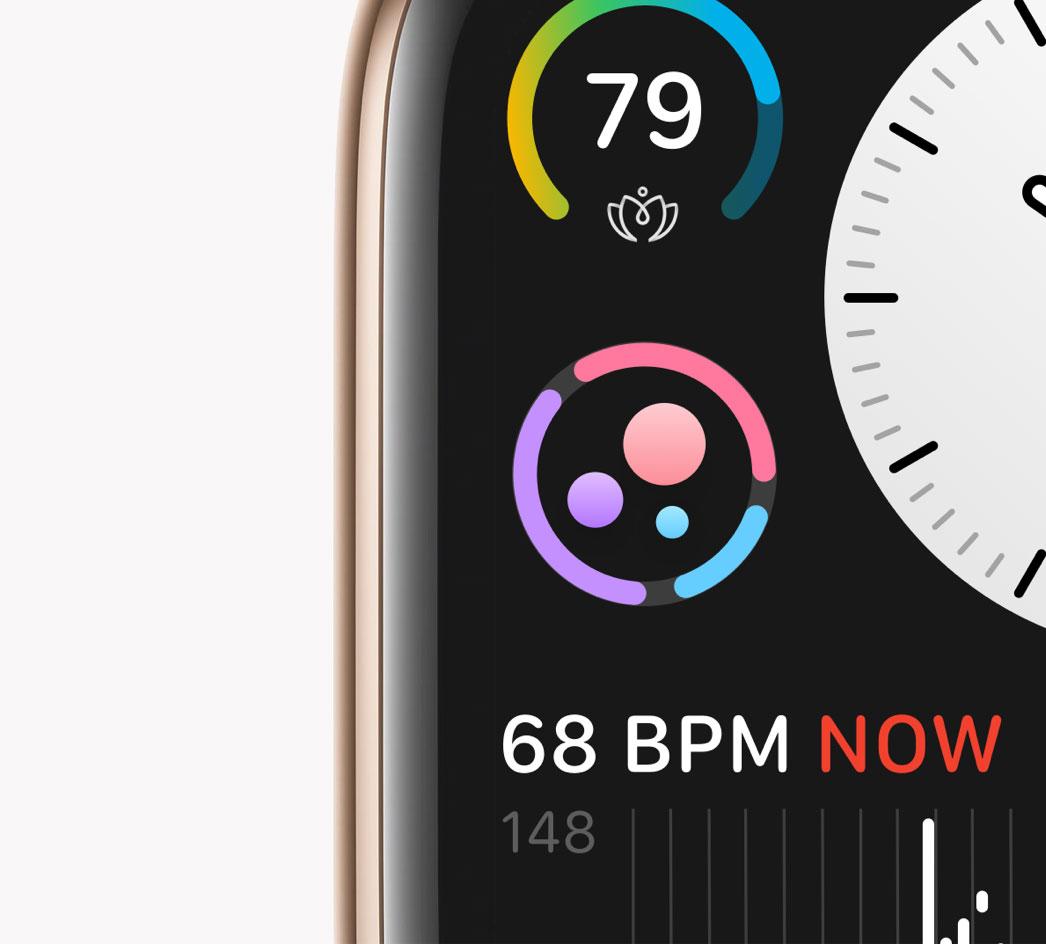 A Screenshot showing Snug App Icon on a Smart Watch