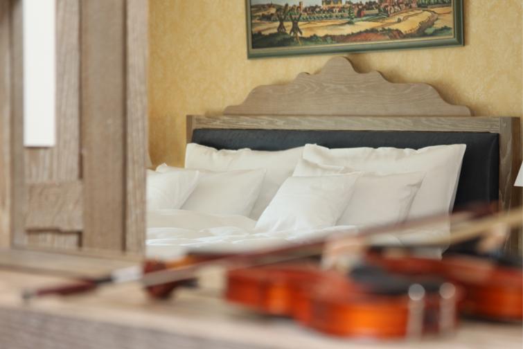 Landhaus Spatzenhof Suite