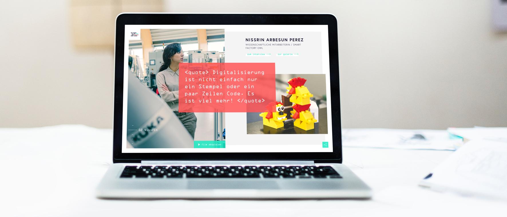 Digitalisiererin NRW Titelbild Website