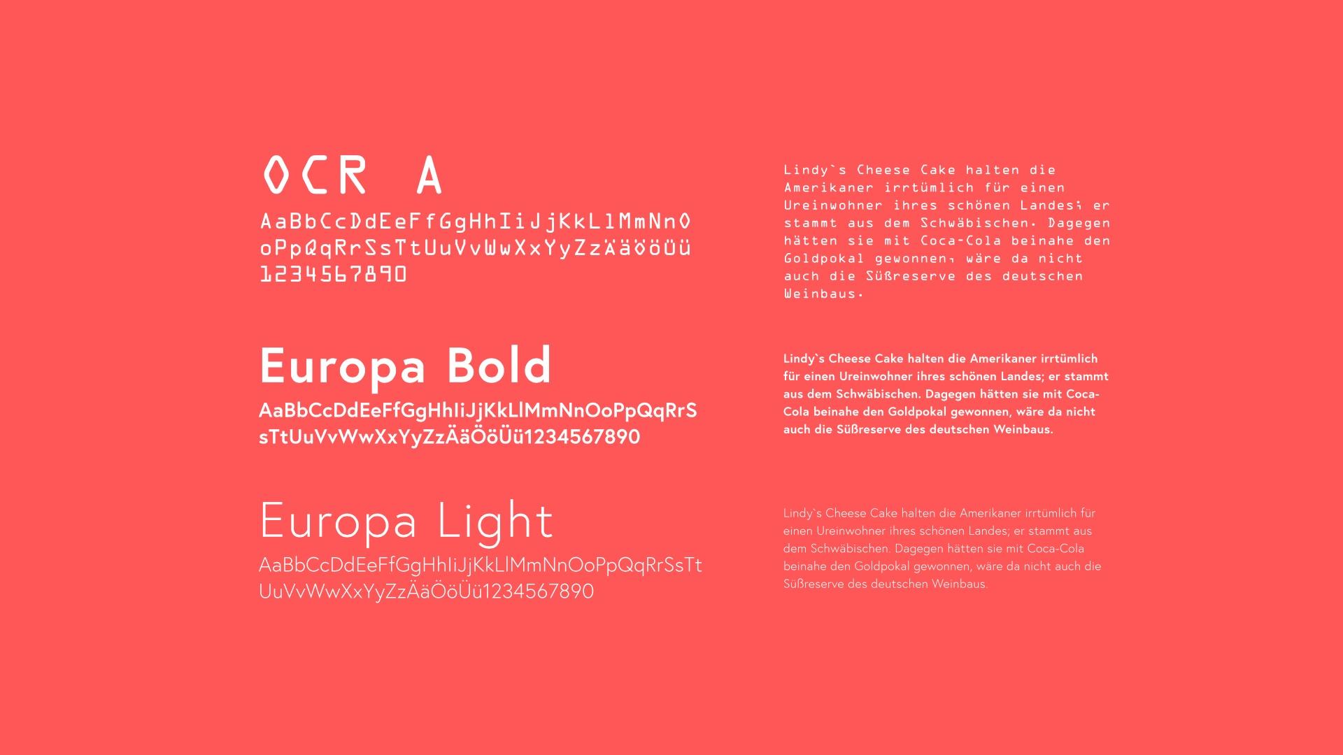 Digitalisiererin NRW Typography