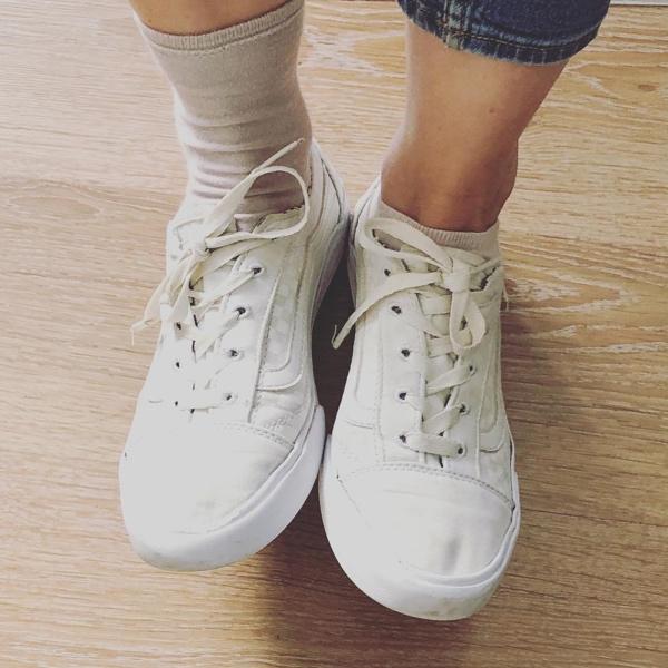instagram Arbeitsplatz falsche Socken