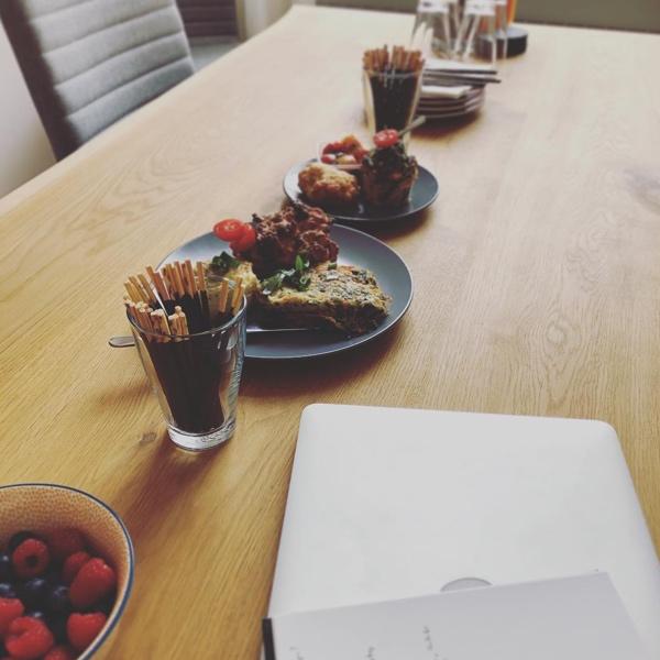 instagram Vorbereitung aufs Meeting