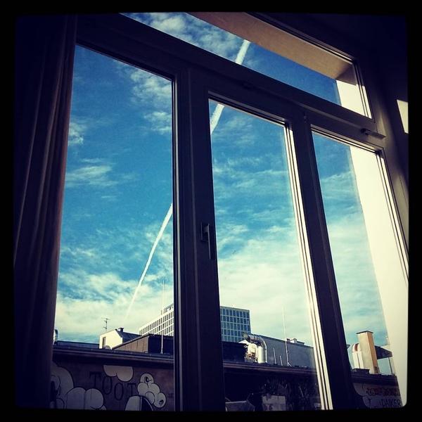 instagram Büro schönes Wetter