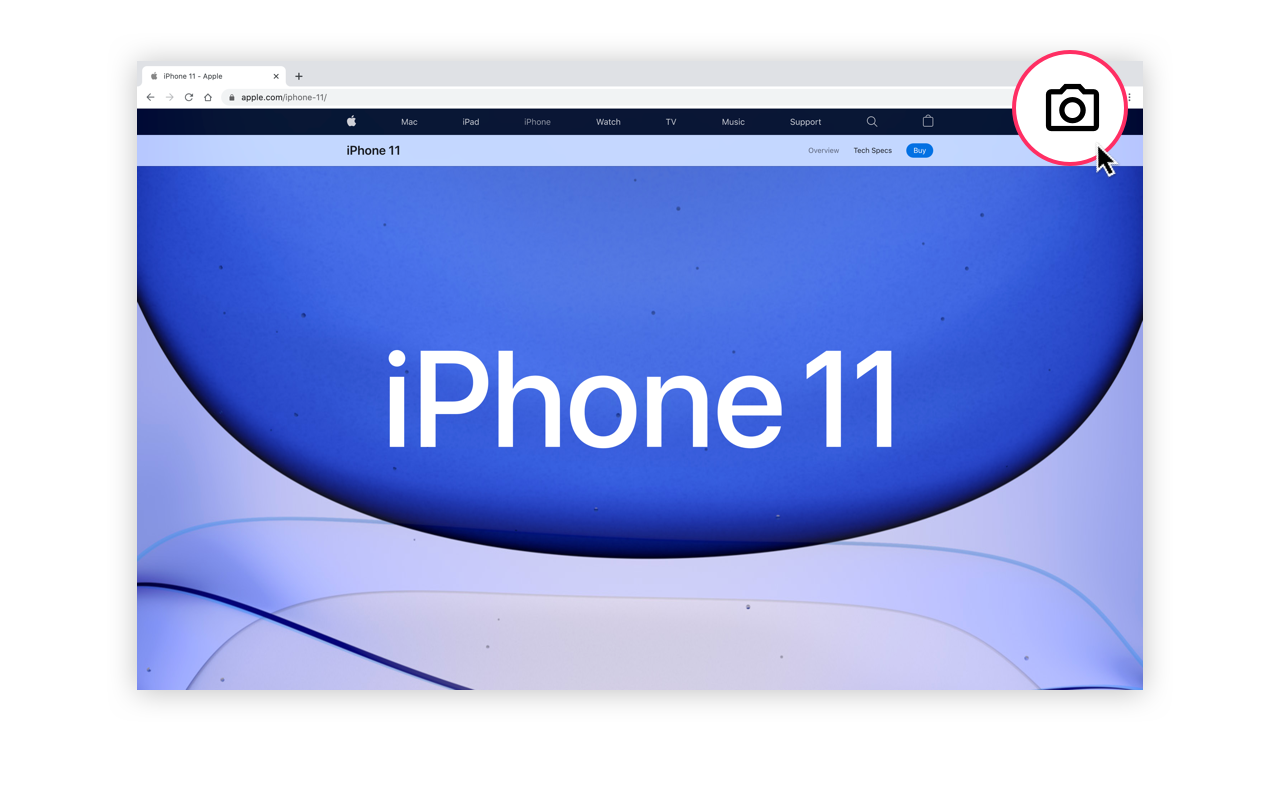 Chrome Screenshot Extension Good Annotations