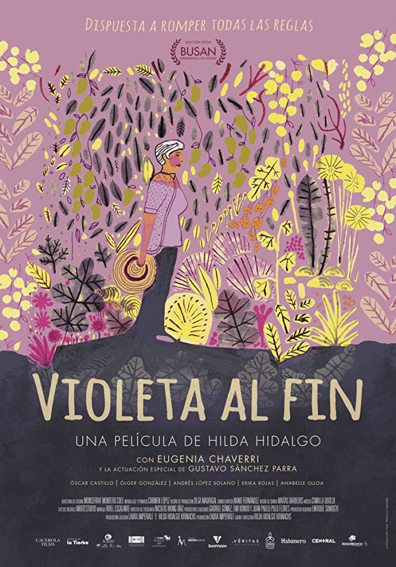 Violeta al Fin - Martes 20 de Octubre