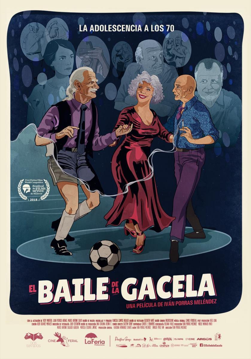 El Baile de la Gacela - Martes 10 de Noviembre