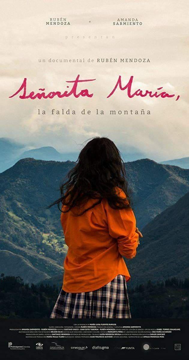 Señorita María, La Falda de la Montaña - Sábado 3 de octubre