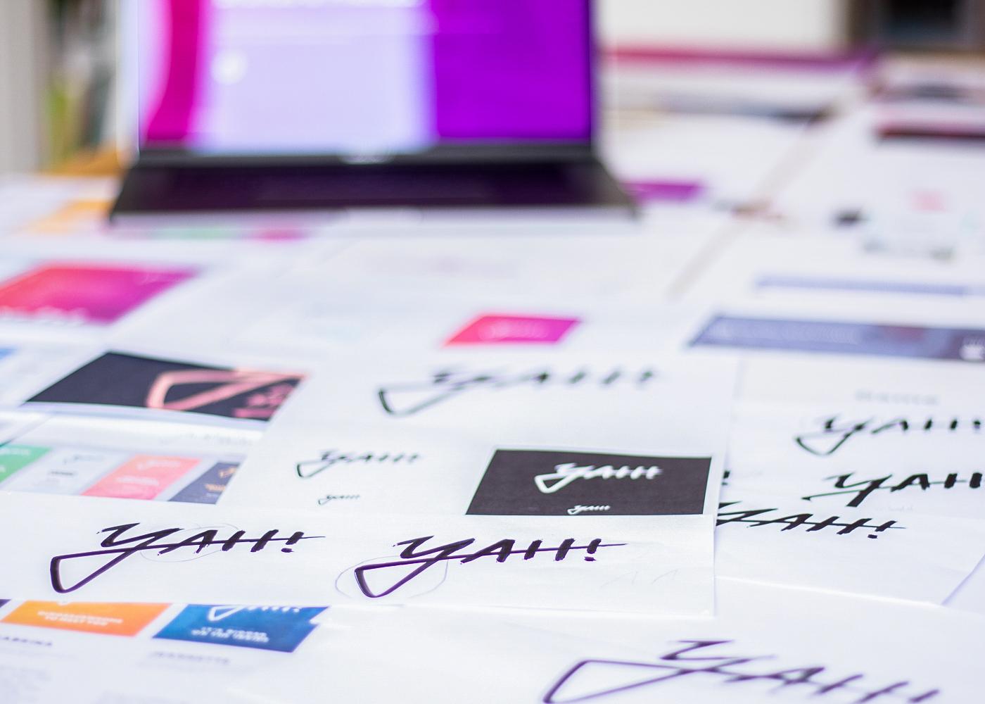 Relaunch YAH! - Teil 1: Brand Identity