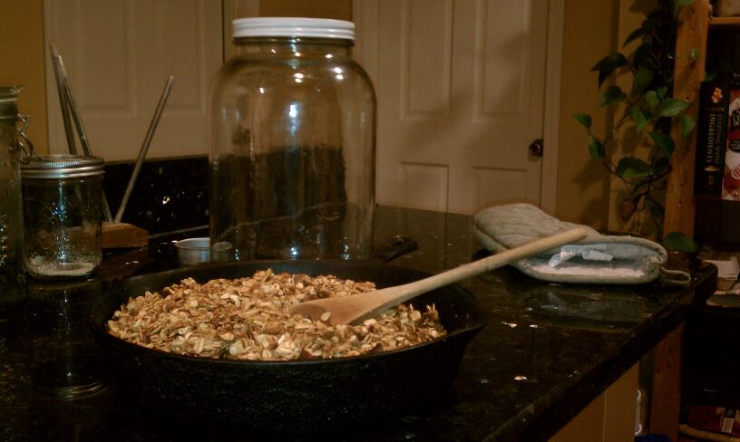 Virtual Grocery Store Tour, Furbush Family Granola, & Planning for June In-Person!