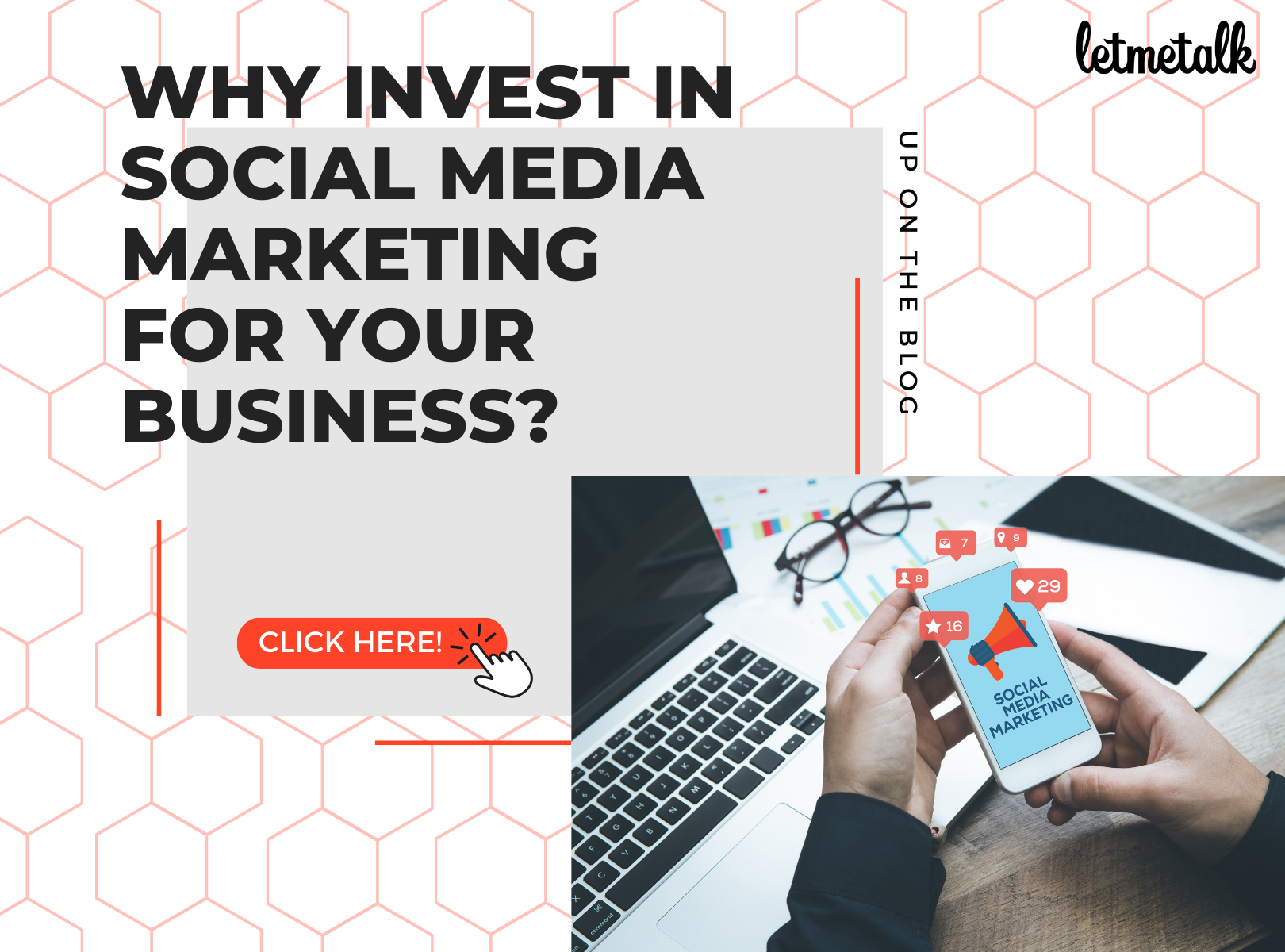 Why Invest in Social Media Marketing for Your Business?  | Letmetalk