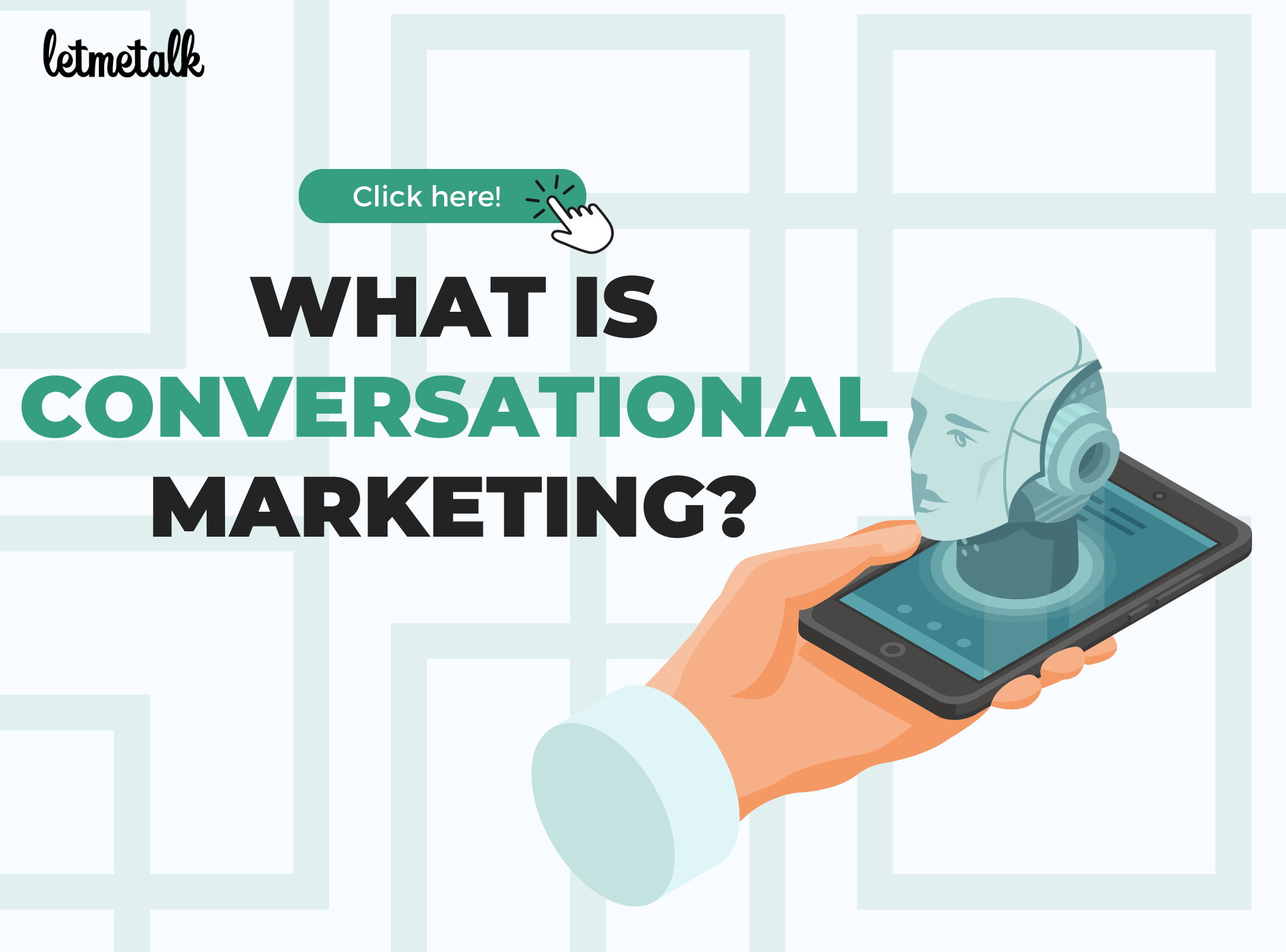 What is Conversational Marketing? | Letmetalk