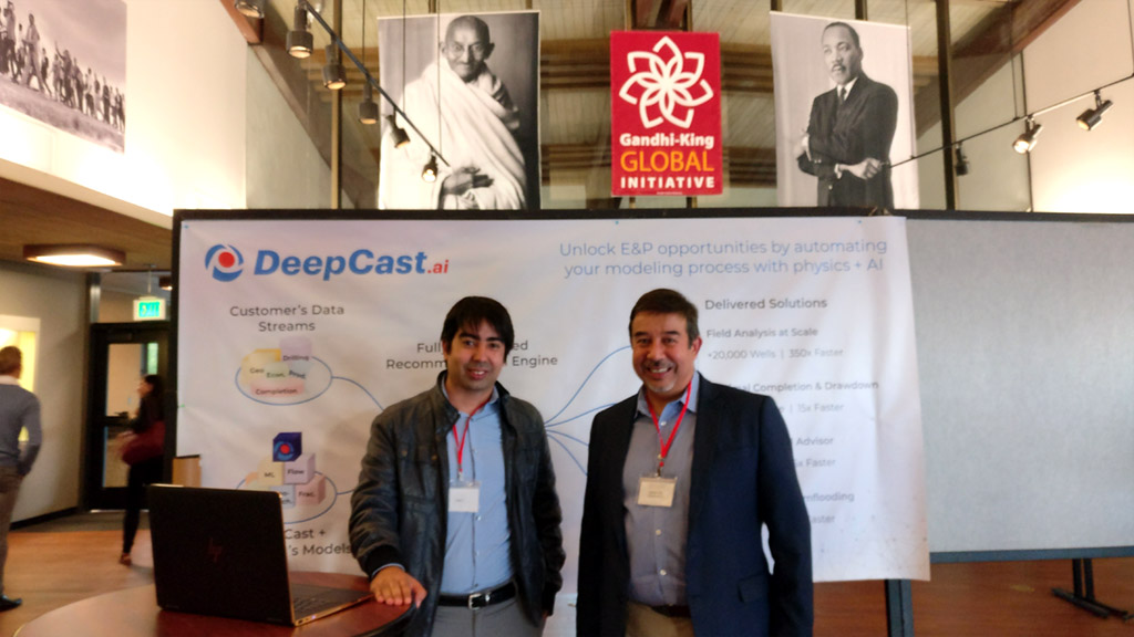 DeepCast Participates in the Stanford Subsurface Data Science Inaugural Workshop