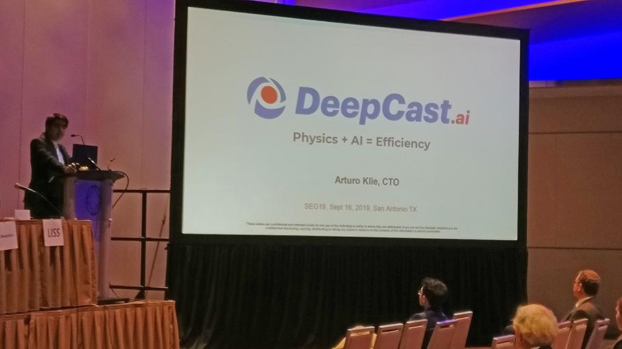 DeepCast Invited To Pitch At The SEG JAWS Event