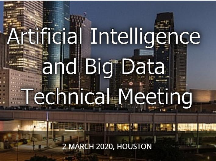 DeepCast Presents at the EAGE Artificial Intelligence and Big Data Technical Meeting