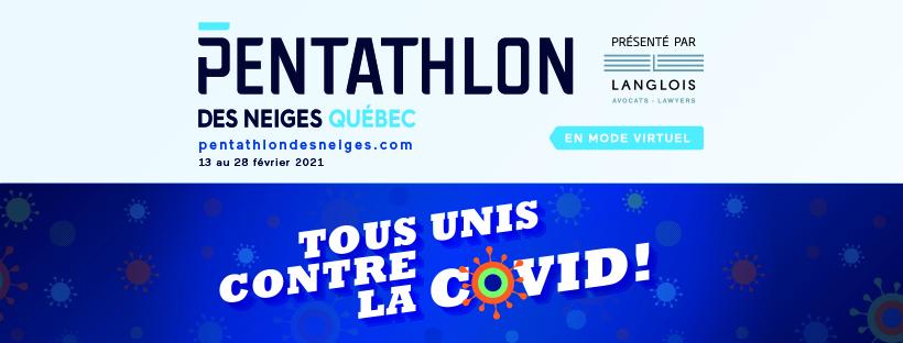 Préparez-vous! Le Pentathlon des neiges aura lieu du 13 au 28 février prochain.