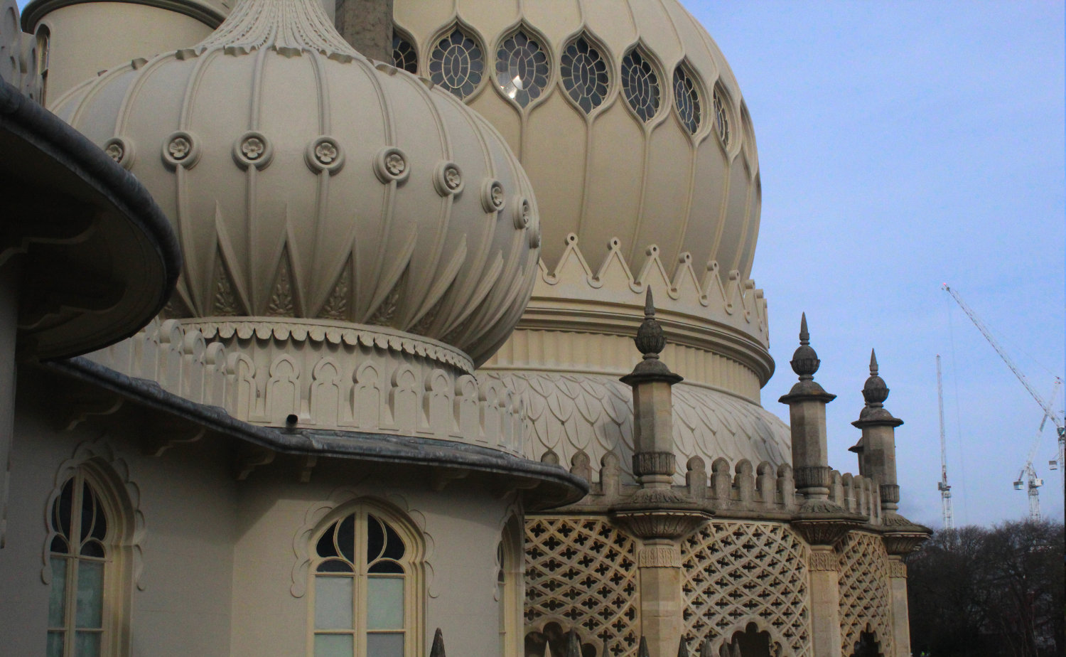 Royal Pavillion, Brighton