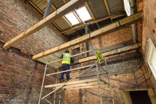 Catering improvements at Nymans Gardens, Handcross