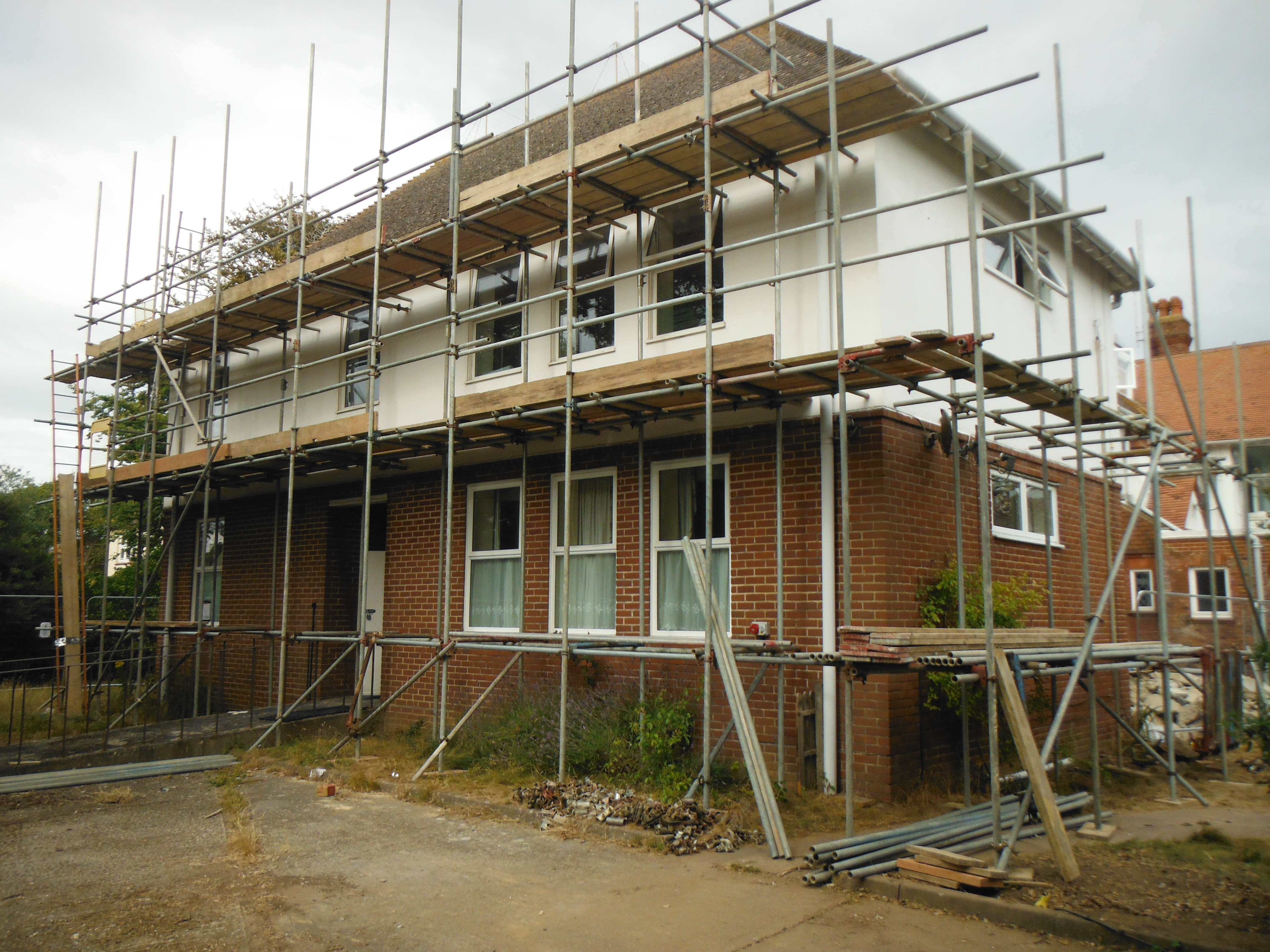 Affordable homes at Rowlands Road, Worthing