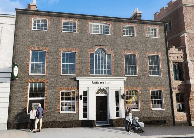 Cheesmur in the news: Crown Inn Restoration