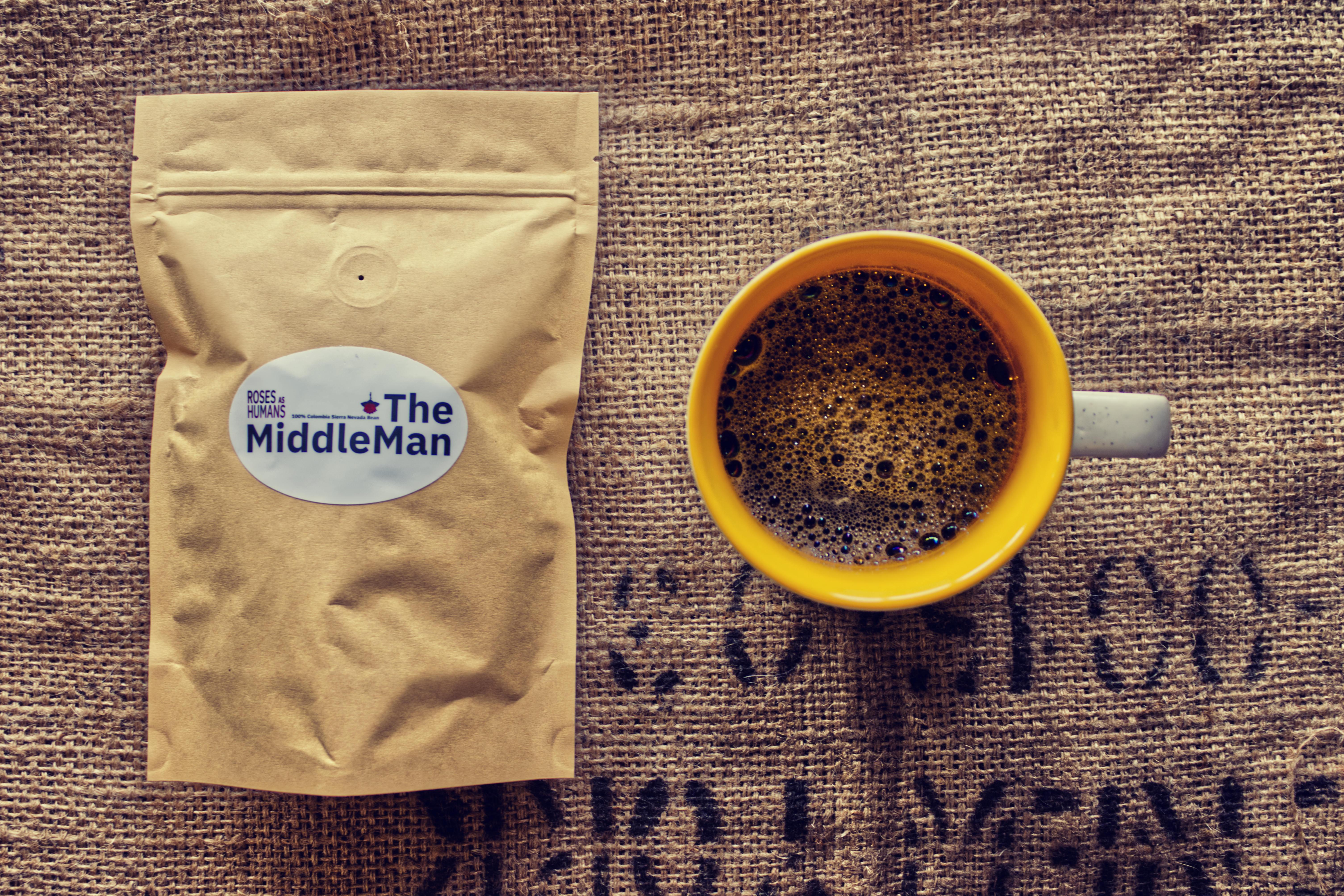 The Middle Man (Medium)
