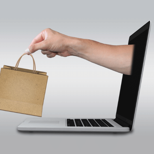 Produtos mais vendidos na Internet em 2020
