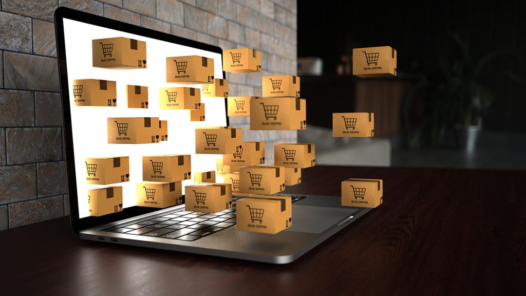 E-commerce sampling