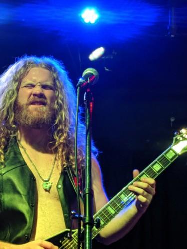 Guitar player Bryant, Gygax