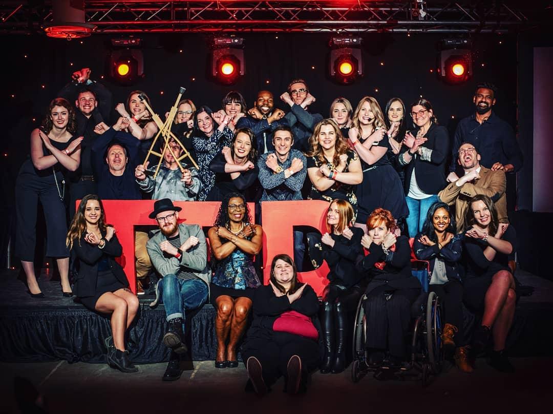 TEDx St. John's - newfound LATITUDE (2019)