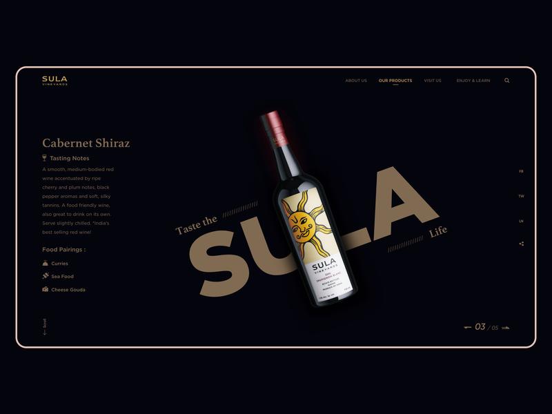 Sula Vineyards - Cabernet Shiraz
