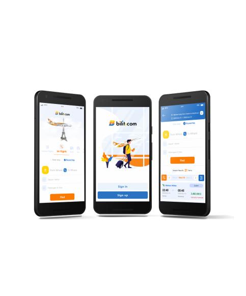 Bilit.com — App