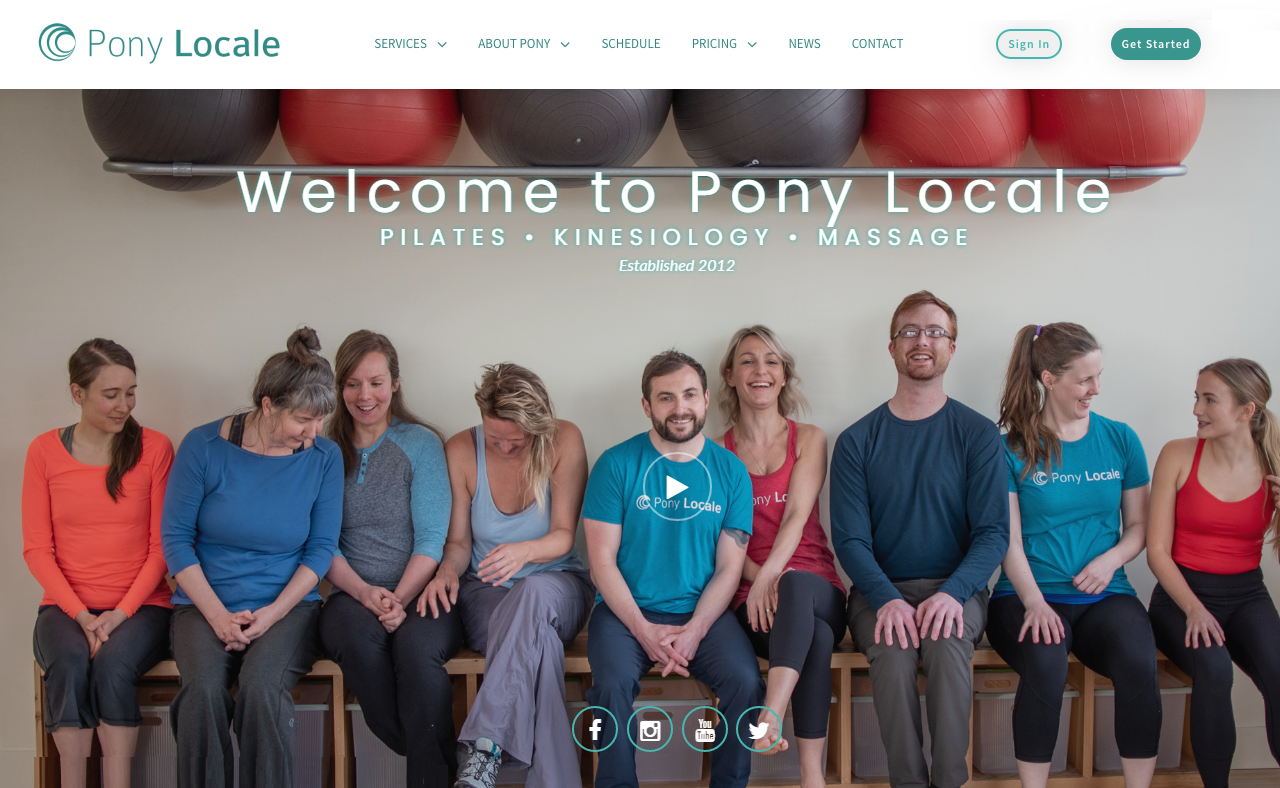 Pilates Websites