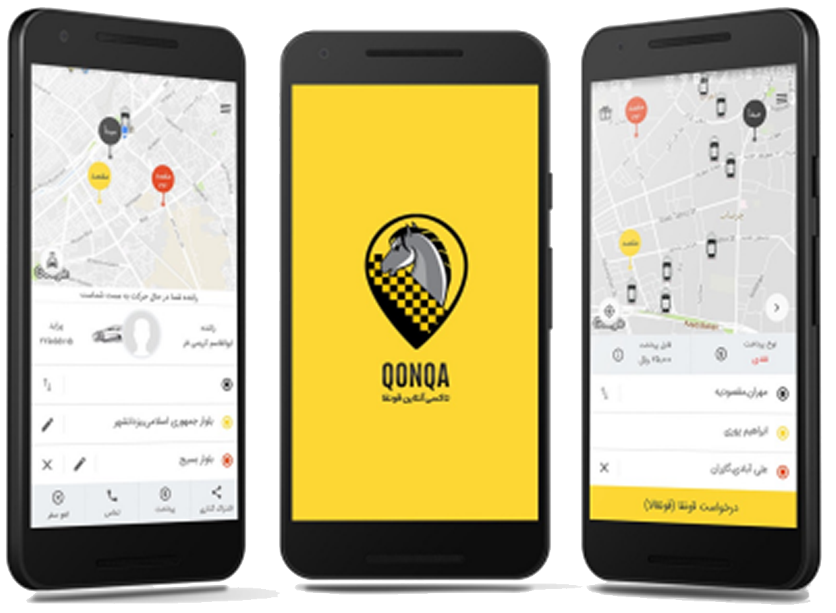 Taxi Hailing — Mobile App