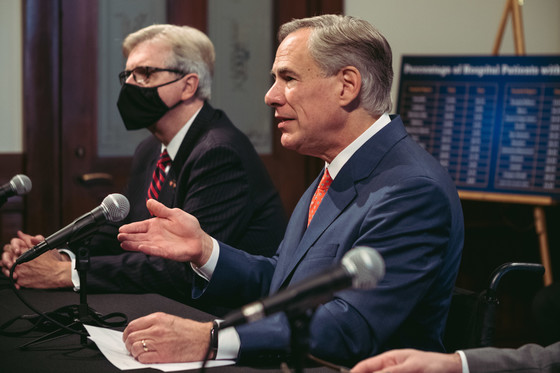 Governor Abbott announces expanded openings