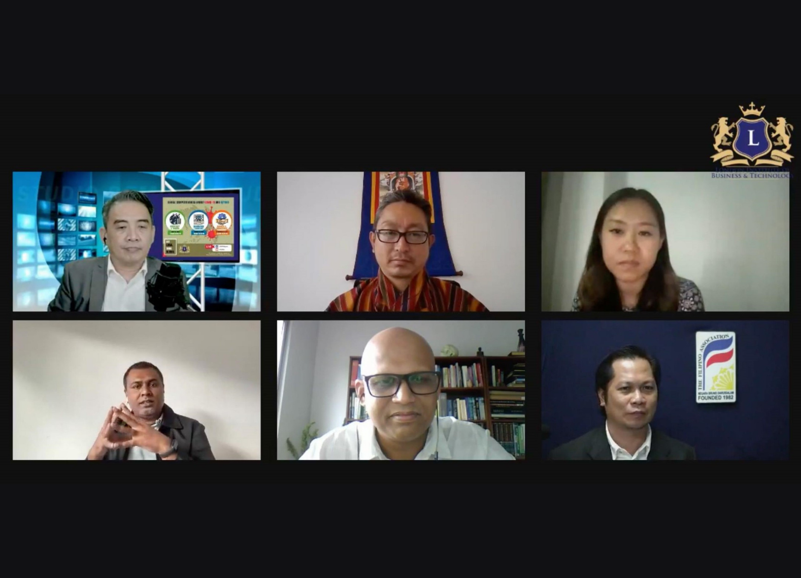 LIBT Philippines successfully concludes three-part webinar series