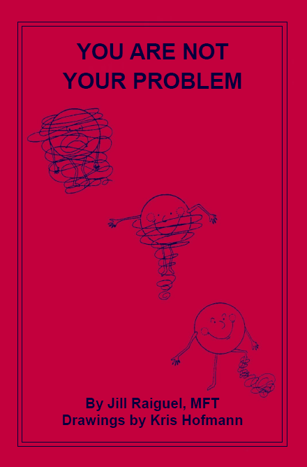 Book Cover - You Are Not Your Problem