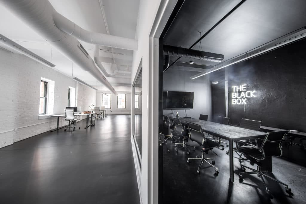 The Need/Want office